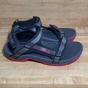 Teva 4141 Men's Sports Sandals Hiking Trail Sz 12